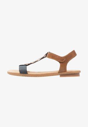 Sandals - pazifik/amaretto