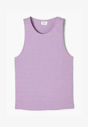 Top - light purple