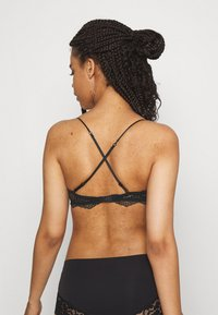 Free People - MAYA MULTIWAY BRALETTE - Alustoppi - black - 3