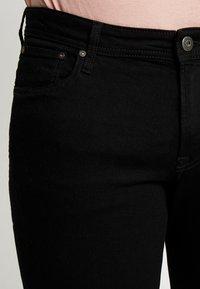 Jack & Jones - JJITIM - Slim fit jeans - black denim - 3