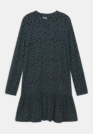 VIVIAN DRESS - Žerzejové šaty - dark forest