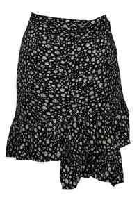 Zwillingsherz - TINA - Wrap skirt - schwarz - 1