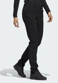adidas Performance - Trousers - black - 2