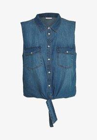 JDY - JDYSAINT LIFE - Camisa - medium blue denim - 0