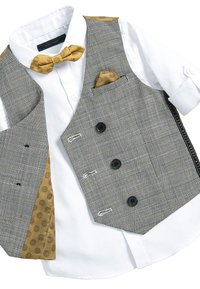 Next - Vesta do obleku - grey - 2