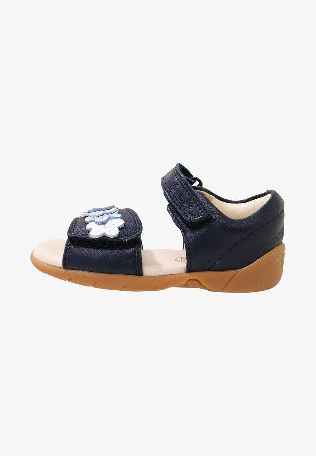 ZORA - Sandals - dark blue