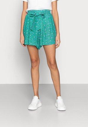 Shorts - holly green