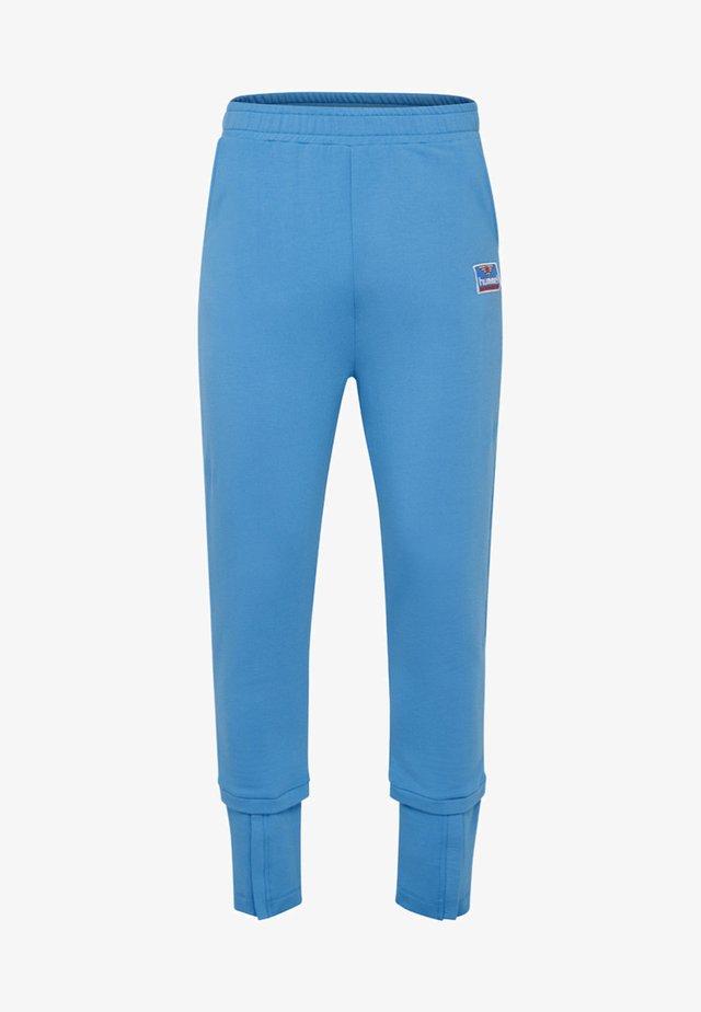 HIVE HMLCIA PANTS - Träningsbyxor - french blue