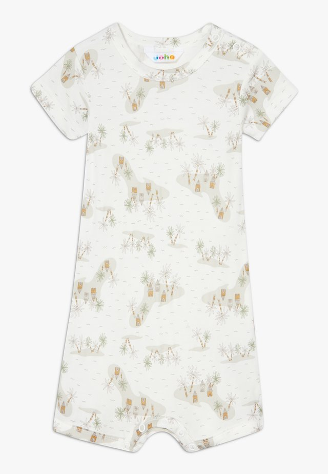 SUMMER ROMPER - Kombinezon - off white
