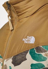 The North Face - SAIKURU VEST - Waistcoat - khaki/blue - 5