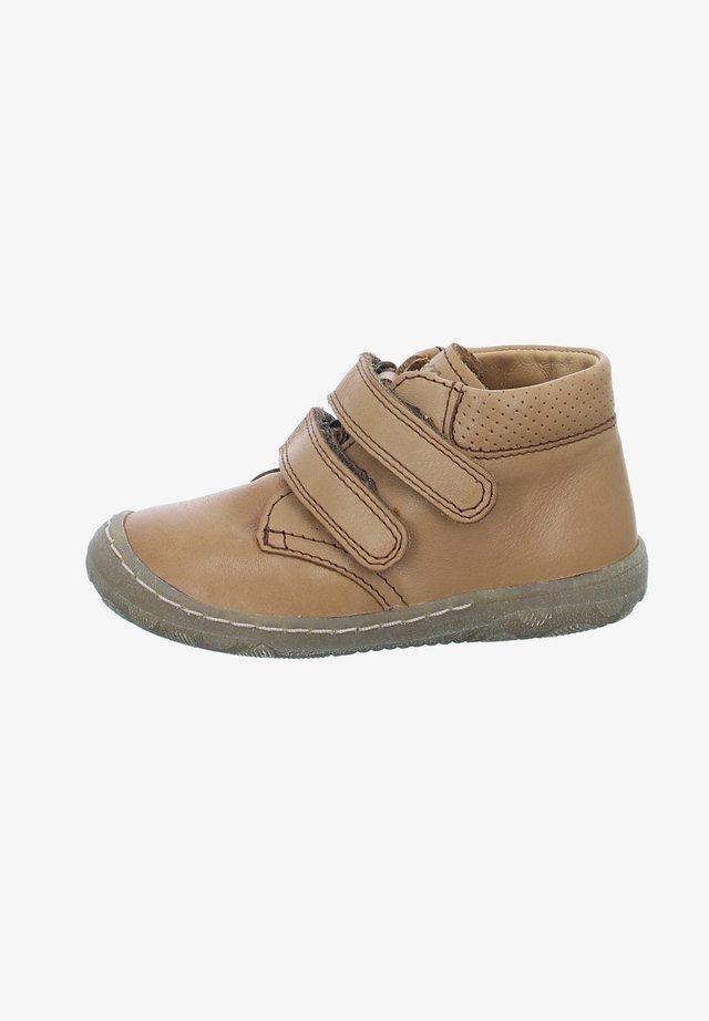 Baby shoes - braun