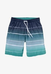 Bench - Swimming shorts - blue - 0