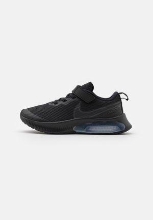 AIR ZOOM ARCADIA UNISEX - Chaussures de running neutres - black/dark smoke grey
