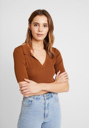 GELATO - T-shirt z nadrukiem - chocolate
