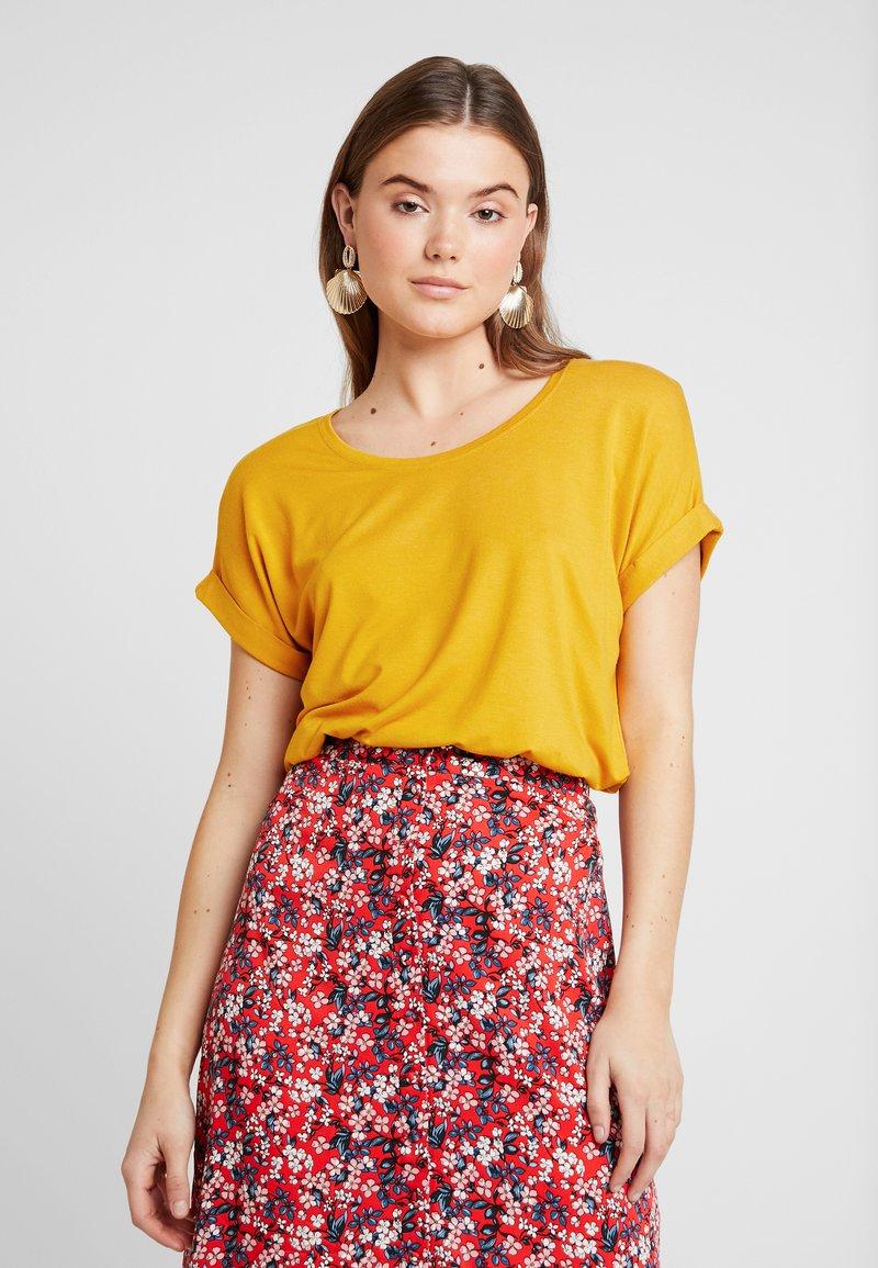 ONLY - Basic T-shirt - golden yellow