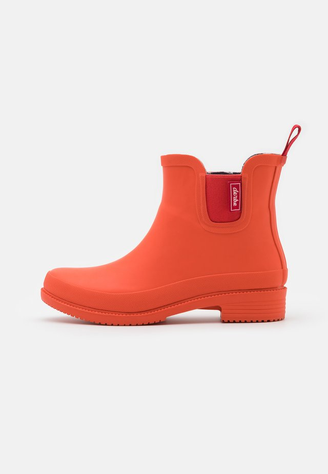 TAAI BOTTEN ECO - Wellies - cherry tomato