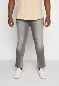 Burton Menswear London - BIG KOREA - Slim fit jeans - light grey - 0