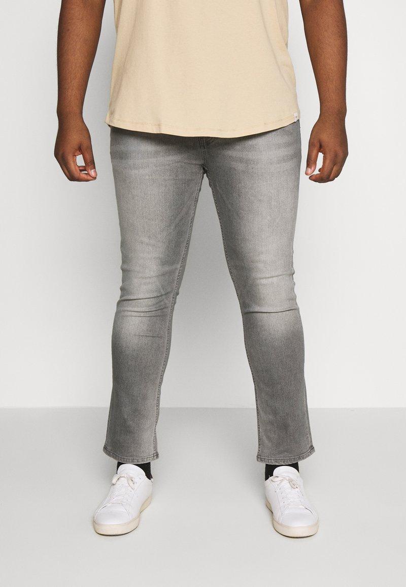 Burton Menswear London - BIG KOREA - Slim fit jeans - light grey