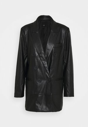 Short coat - black