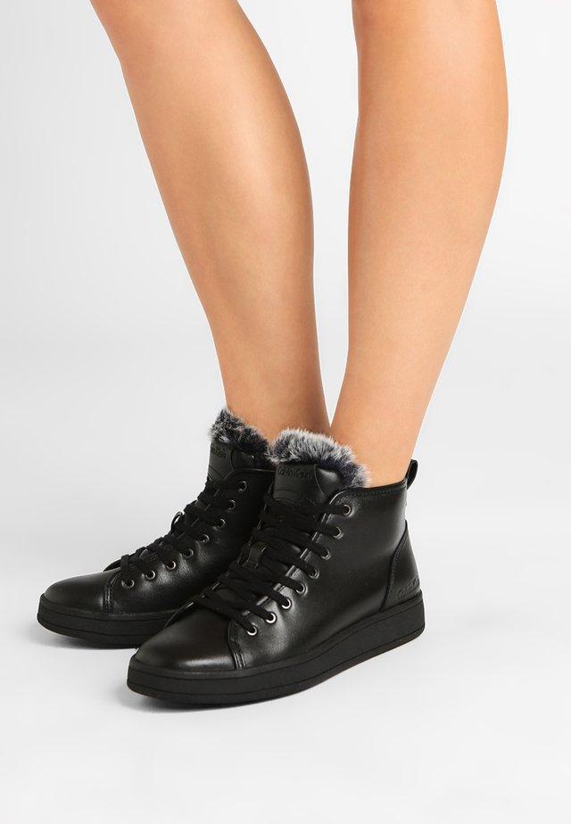 SOLEDAD - Sneakers hoog - black