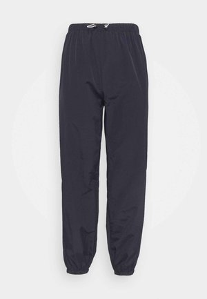 TOGGLE WAIST - Pantalon de survêtement - navy