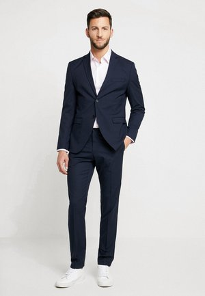 SHDNEWONE MYLOLOGAN SLIM FIT - Suit - navy blazer
