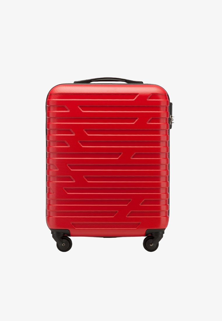 Wittchen - Wheeled suitcase - red