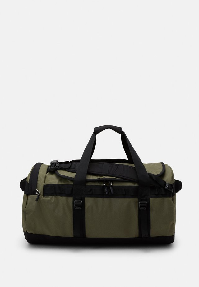 BASE CAMP DUFFEL M UNISEX - Sports bag - olive/black