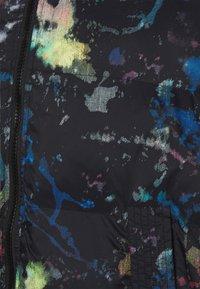 Diesel - JANUA - Winter coat - black/multicolour - 10