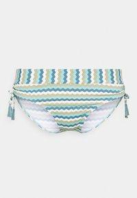 Esprit - MULIA BEACH BRIEF - Bikini bottoms - light khaki - 4