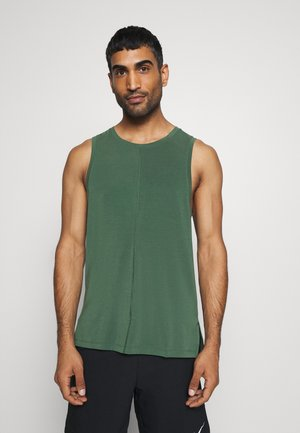 DRY TANK YOGA - Sports shirt - galactic jade