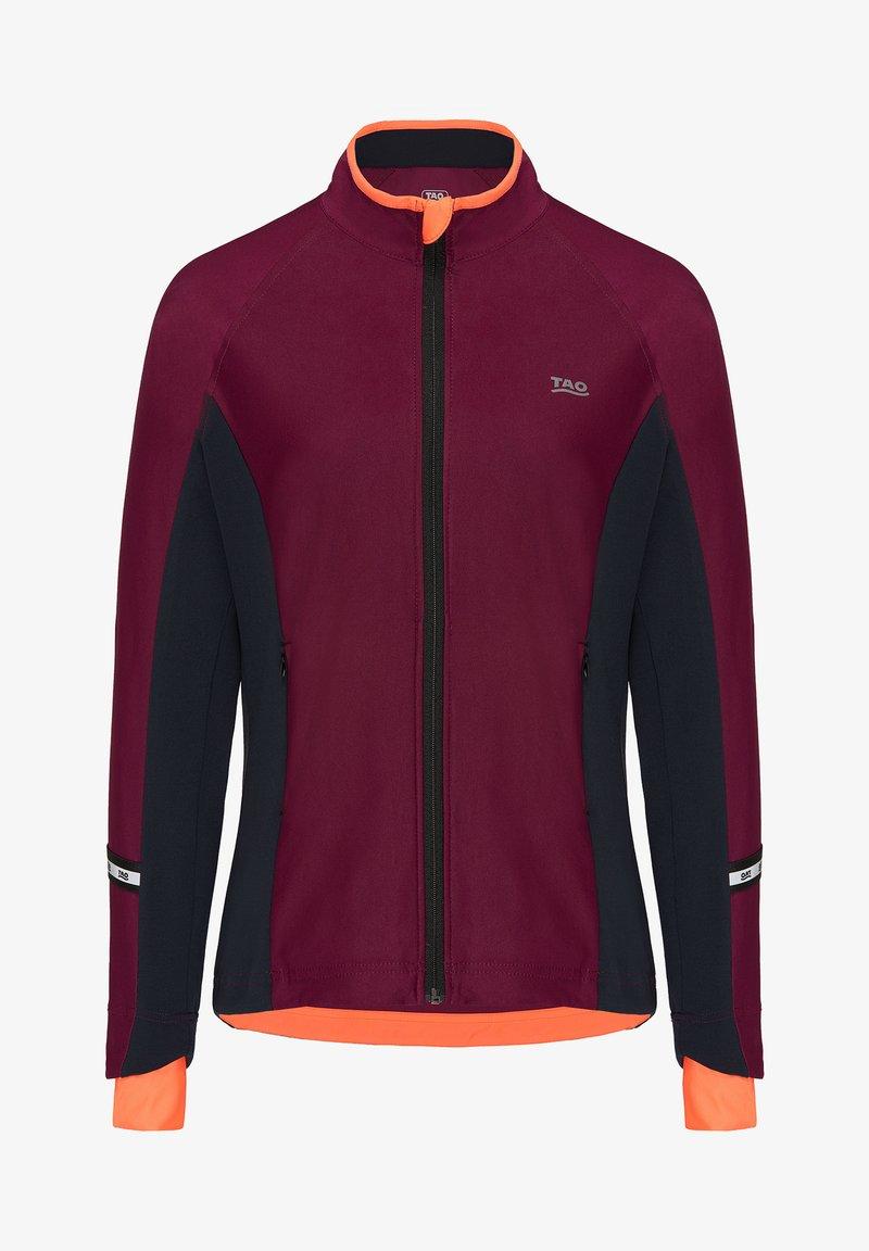TAO Technical Wear - VERDIANA - Sports jacket - dark tibet/titanium