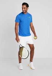 Nike Performance - DRY  - Camiseta básica - game royal/white - 1