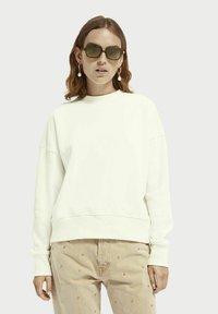 Scotch & Soda - Sweatshirt - off white - 0