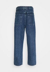 Edwin - TYRELL PANT - Jeans Relaxed Fit - marble light stone arctic blue