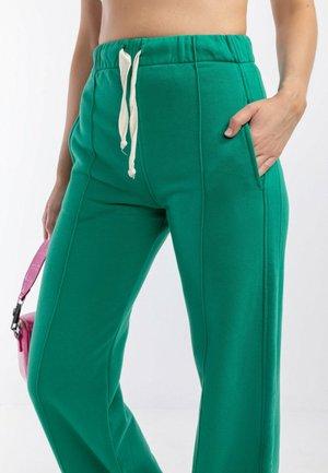 ABBA - Spodnie treningowe - green