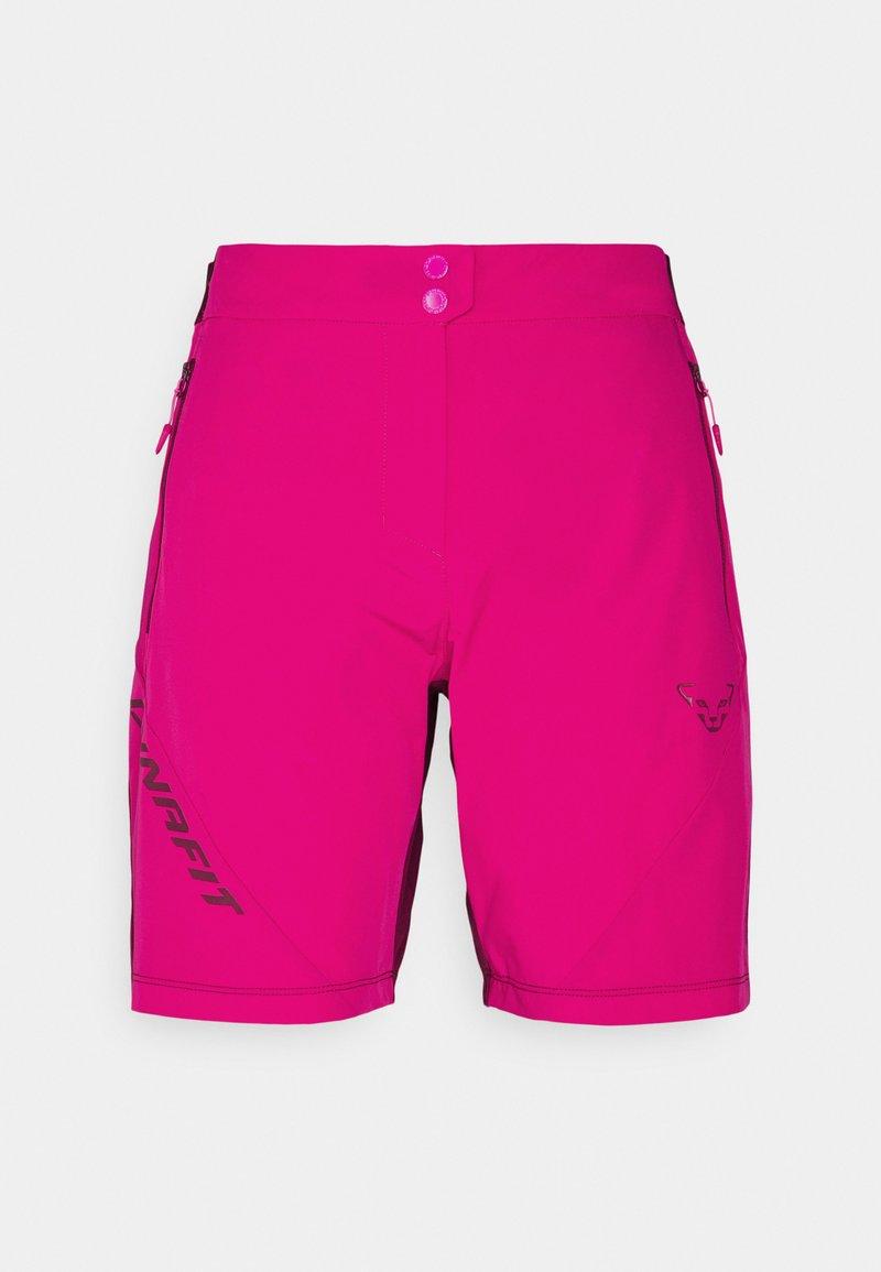 Dynafit - TRANSALPER LIGHT SHORTS - Pantaloncini sportivi - flamingo