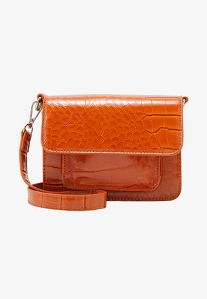 CAYMAN MINI - Across body bag - caramel