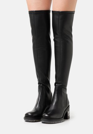 LANCER II HI LEG BOOT - Cuissardes - black