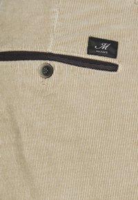 Mason's - TORINO OXFORD - Kalhoty - light beige grey - 2