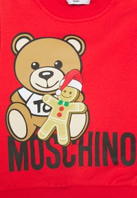 MOSCHINO - UNISEX - Sweatshirt - poppy red - 2