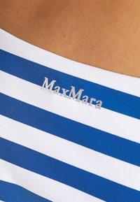 Max Mara Leisure - CALCO TIE SIDE - Bikini bottoms - weiß - 5