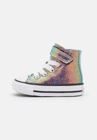 Converse - CHUCK TAYLOR ALL STAR GLITTER  - Sneakers alte - white/black - 0