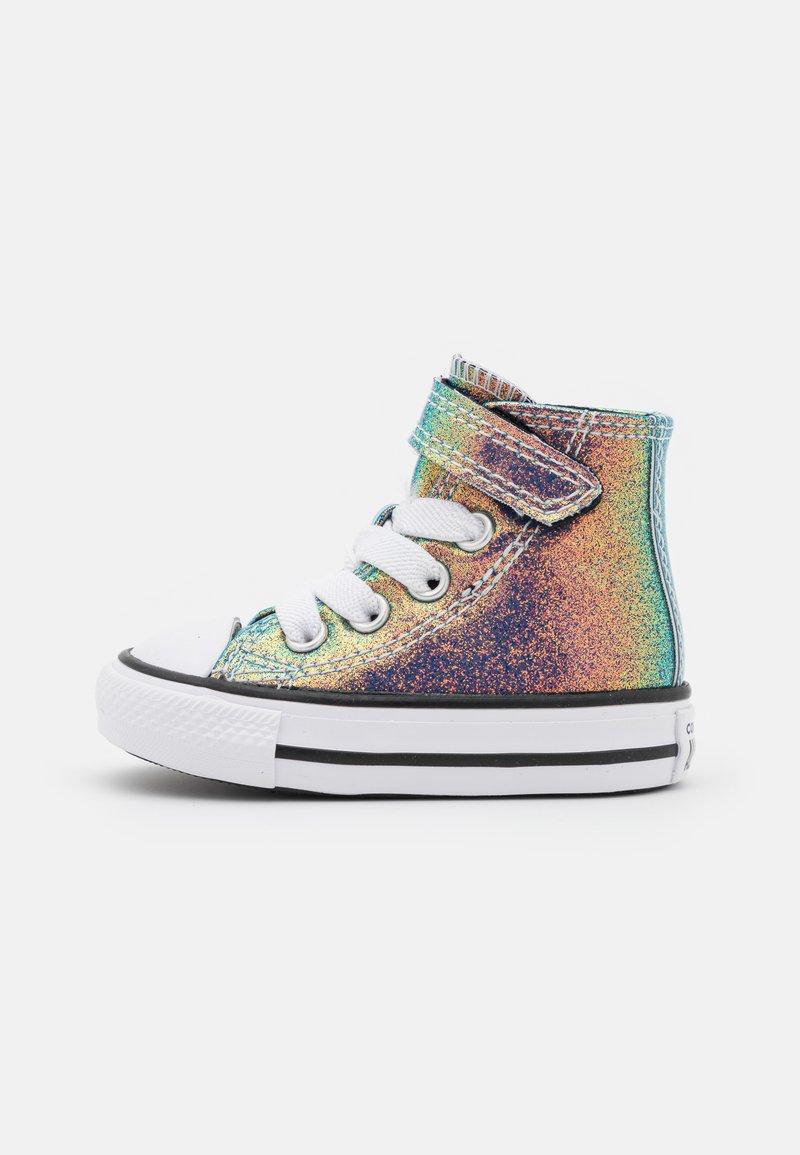 Converse - CHUCK TAYLOR ALL STAR GLITTER  - Sneakers alte - white/black