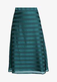 TIRON SKIRT - A-line skirt - sea moss