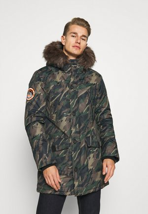 EVEREST  - Winter coat - green