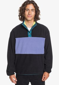Quiksilver - IACU POLAR  - Fleece jumper - black - 0