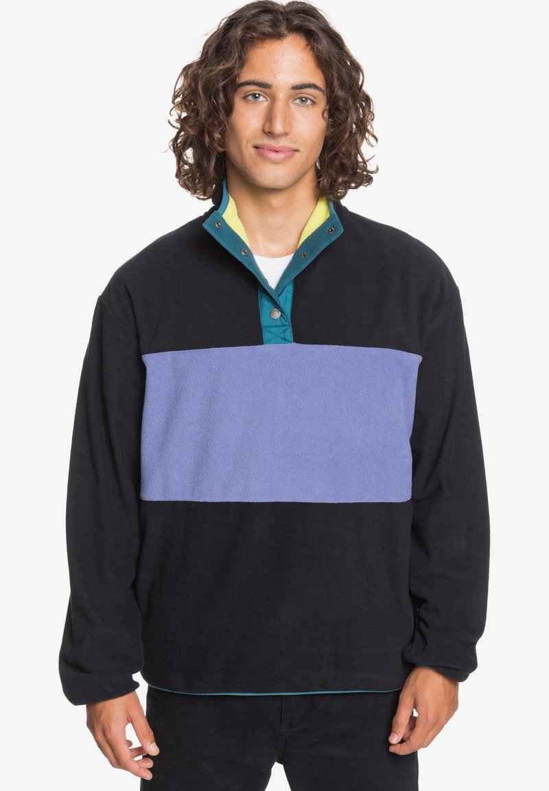Quiksilver - IACU POLAR  - Fleece jumper - black