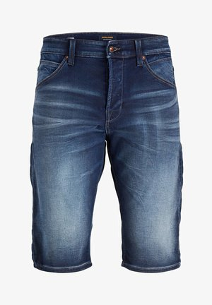 REX - Short en jean - blue denim