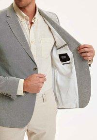DeFacto - Blazer jacket - mint - 4